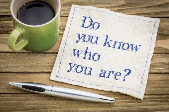 Identify Your Personal Brand