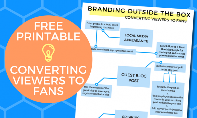 Building a Platform for your Personal Brand