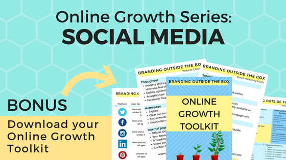 Grow Your Online Following Part Three: Social Media