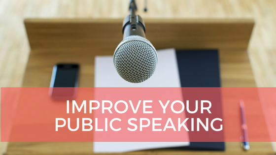 7 Ways to Improve Your Public Speaking