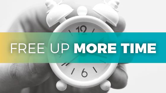 More Time: A Mindset Shift