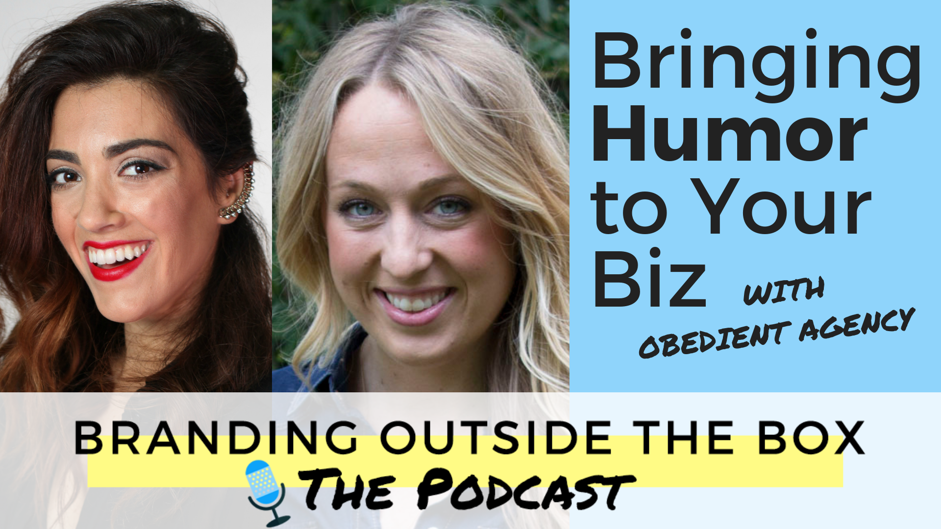 Bringing Humor to Your Biz with Obedient Agency
