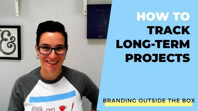 How to Track Long-Term Projects