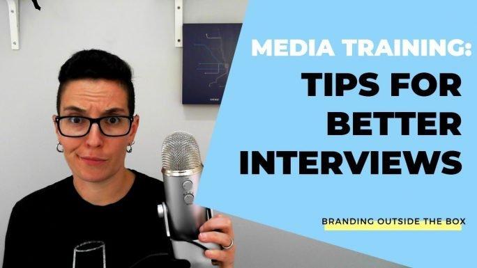 Media Training: Tips for Better Interviews