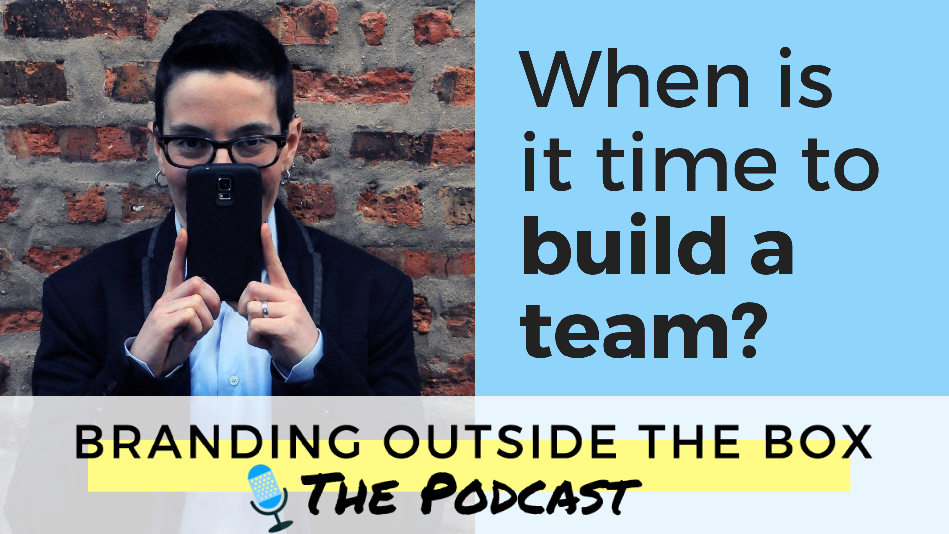 When is it time to build a team?