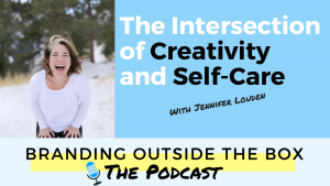 branding outside the box interview with jennifer louden