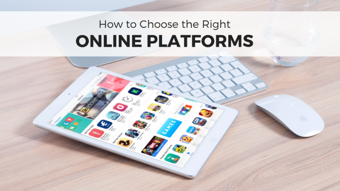Choosing the Right Online Platforms for Your Brand